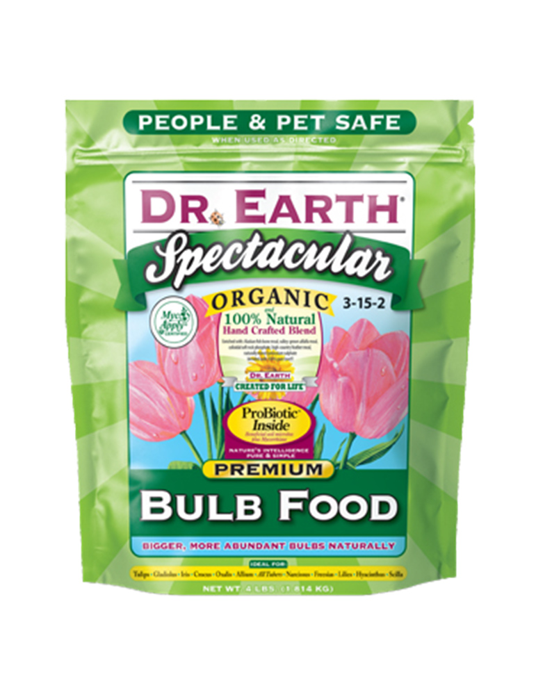 Dr. Earth Spectacular Bulb Food 3-14-2