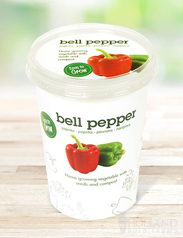 Easy to Grow Bell Pepper Kit
