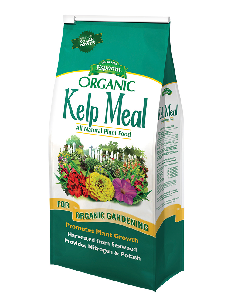 Kelp Meal Organic Supplement 1-0-2