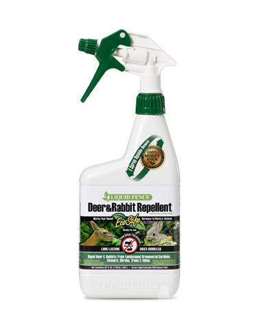 Liquid Fence Animal Repellent Spray 1 qt