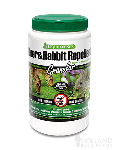 Liquid Fence Repellent Granular 2 lbs