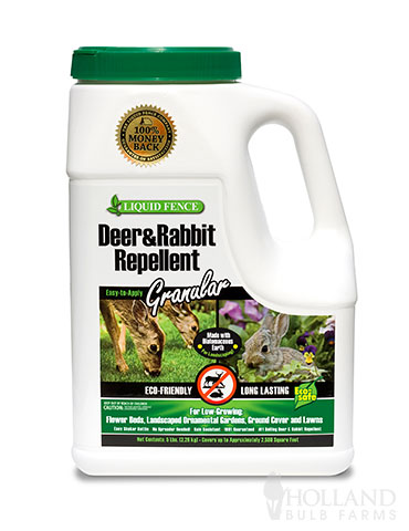 Liquid Fence Repellent Granular 5 lbs
