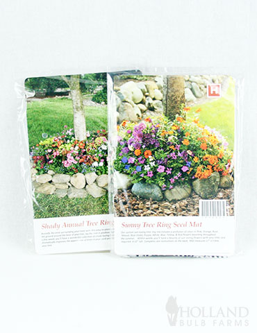 Sun and Shade Tree Ring Seed Mat Collection - 79210
